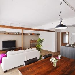 O邸・間取りを再構築!デッドスペースを活用した開放的な住まい