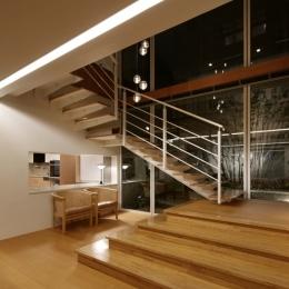 K邸 (階段)