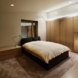 東中野の住宅改修(K邸) (ベッドルーム)