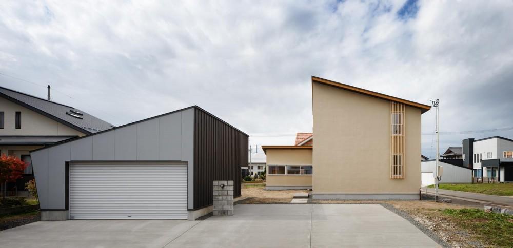建築家:神成建築計画事務所「秋田の田舎の家」