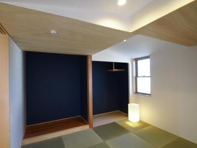 和室 (秋田の田舎の家)