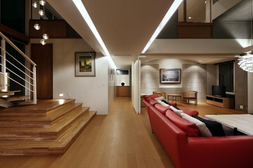 K邸の写真 廊下