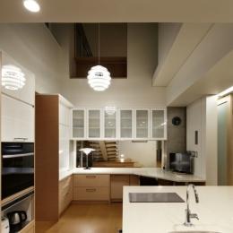 東中野の住宅改修(K邸) (キッチン)