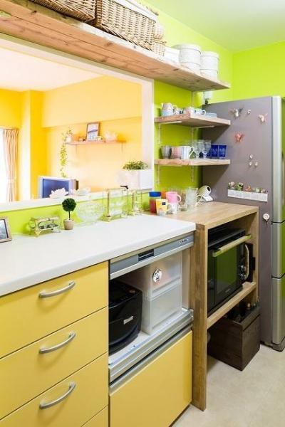 キッチン (おとぎ話のようなお家)