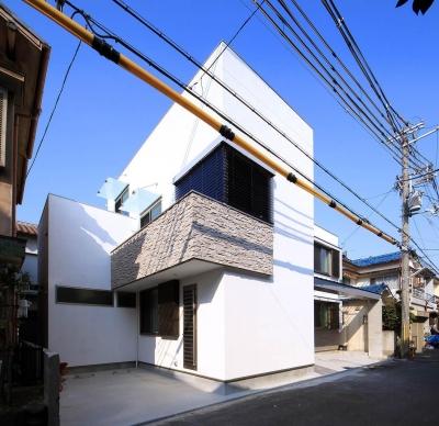 外観 (Kire House)
