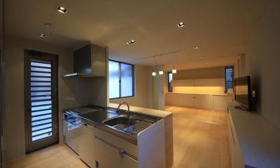 キッチン|Kire House