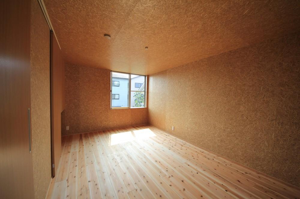 大山崎の家 (寝室)