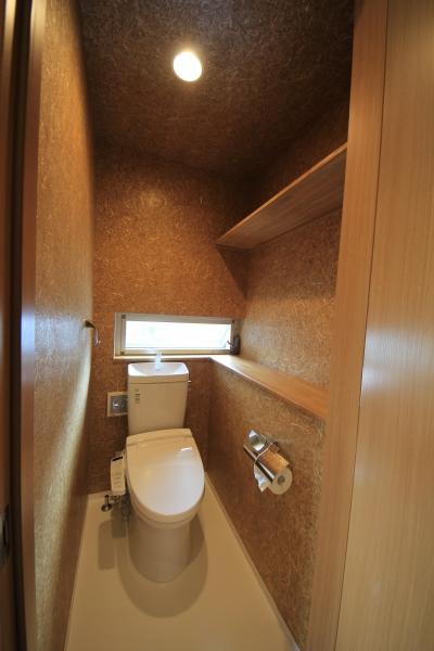 大山崎の家 (トイレ)