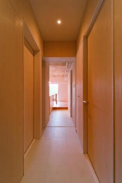 house TA (廊下(撮影:RYOHEI HAMADA))