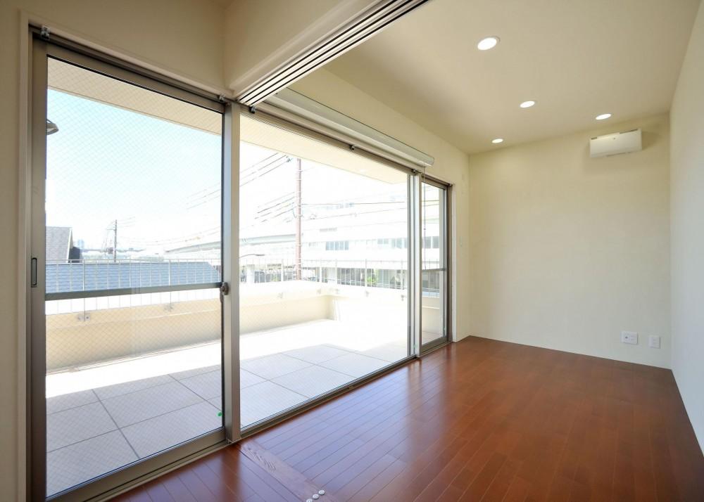 T邸-RC造で地震に強く外断熱の家-神戸 (サンルーム)
