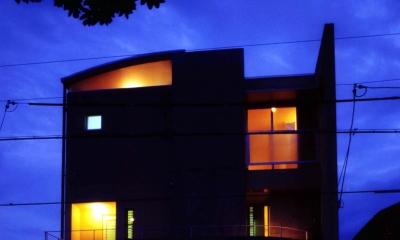 Y邸-眺望のよいのびやかな家-神戸