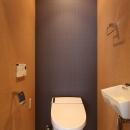 タンクレストイレによる空間演出