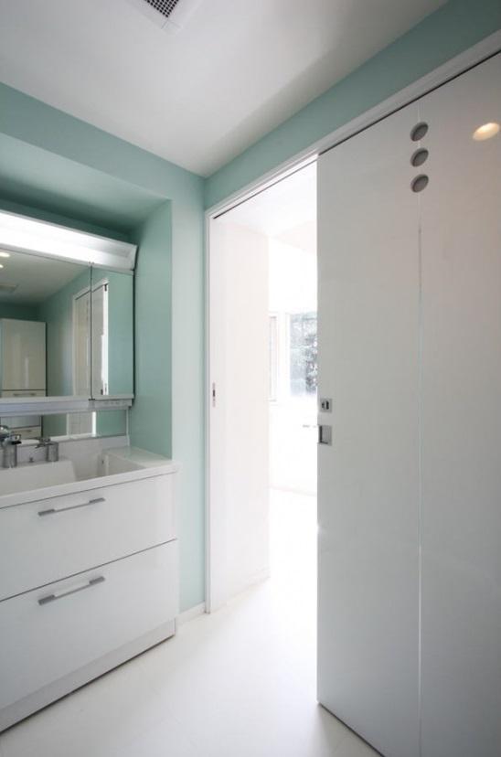 大家族が住める家の部屋 3階お子様用洗面所