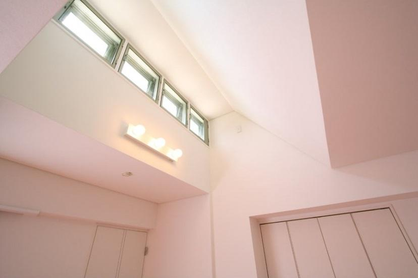 大家族が住める家の部屋 子供部屋(女の子)天井
