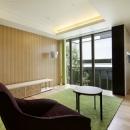 東中野の住宅-2(K邸アネックス)の写真 リビングルーム