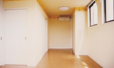 H邸-親子三世帯で住むこだわりの家-芦屋 (C邸子供室)