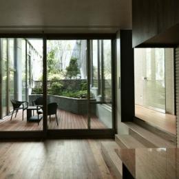 東中野の住宅-2(K邸アネックス) (プレイルーム)