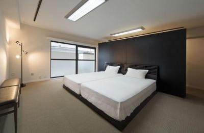 寝室 (本物嗜好!贅を極めた空間。)