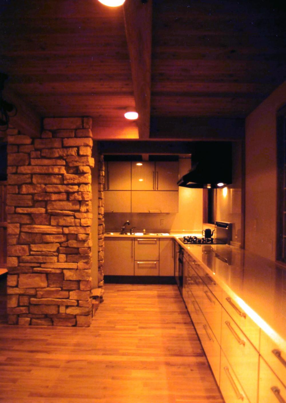 建築家:石川淳朗「うすきの家-時がゆったりと流れる家-大分・臼杵」