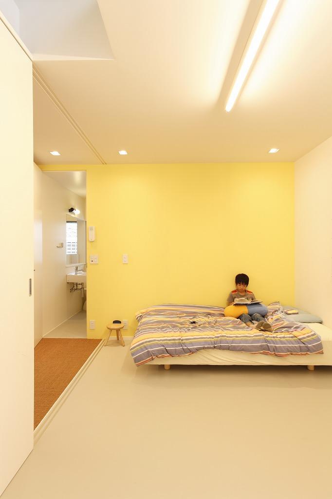 世田谷区スケルトンリフォームの部屋 子供室