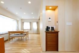 西岡のリフォーム (ダイニングルーム)