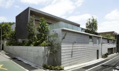 東中野の住宅-2(K邸アネックス)