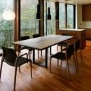 軽井沢の別荘(T邸)の写真 キッチン