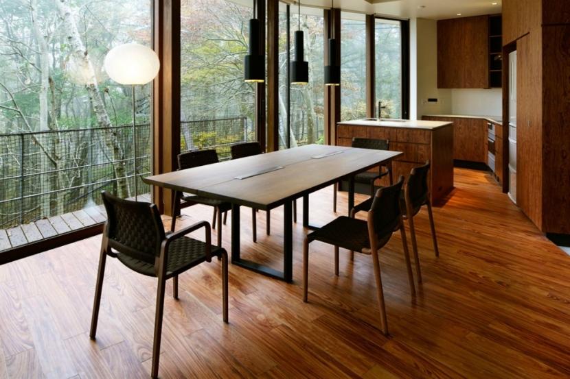 T別荘の部屋 キッチン