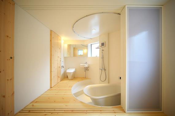 建築家:星設計室「ミニマムハウス te-house」