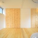 『ミニマムハウス』 9坪の敷地に建つアトリエ住宅の写真 バスルーム3(撮影:永石写真事務所)