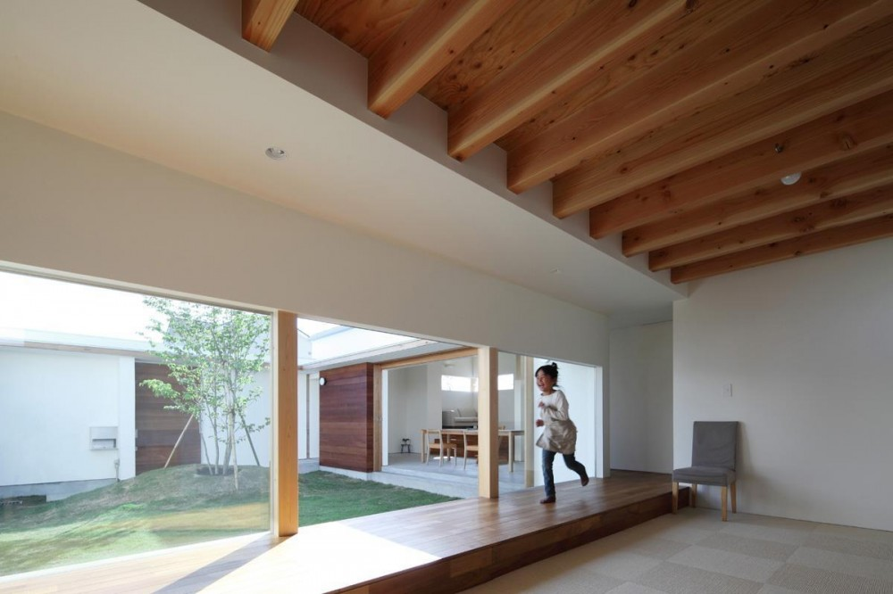 建築家:松原知己「海東の家」