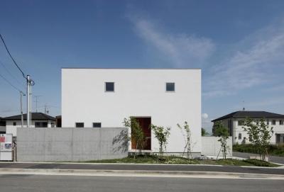 竹ノ腰の家 (外観)