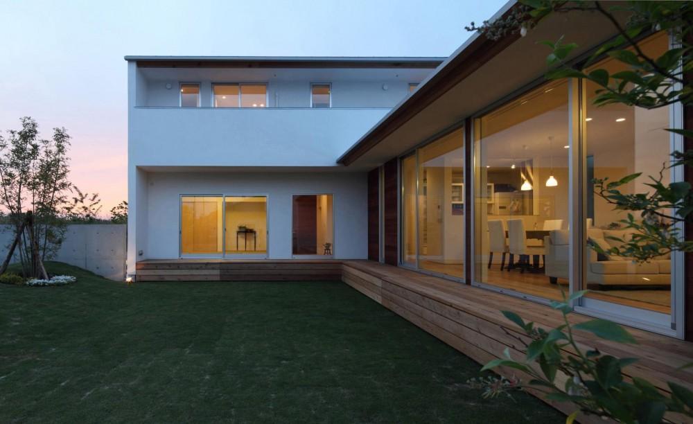 竹ノ腰の家 (庭)