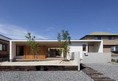 高浜の家 (外観)
