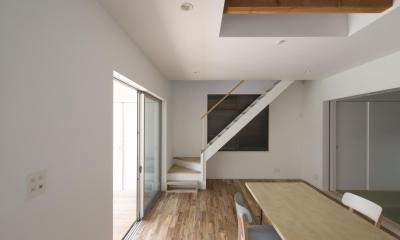 F-renovation (1階LDK)