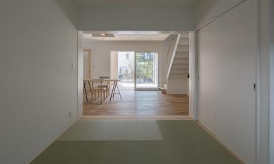 F-renovation (1階和室)