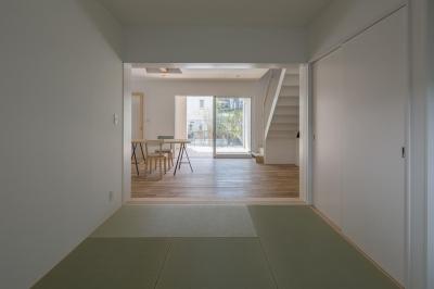 1階和室 (F-renovation)