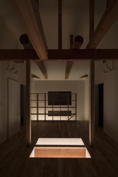 F-renovation (2階リビング)
