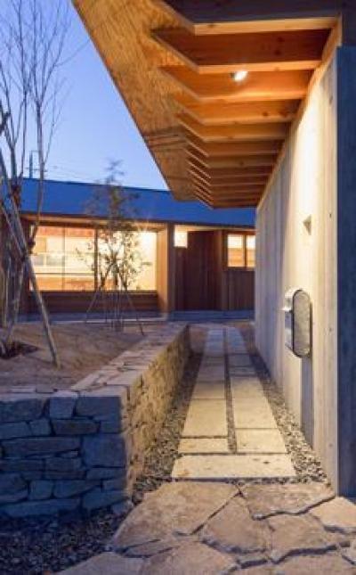 守山の家 (外観)