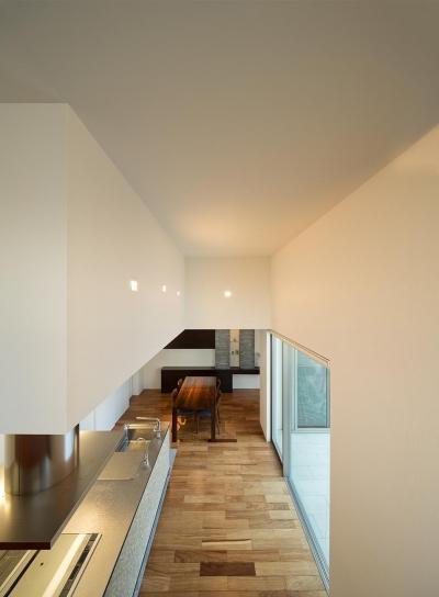 キッチン (N8-house「Ⅲ-BOXの家」)