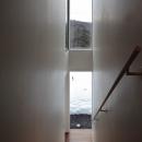 軽井沢の別荘(A邸)の写真 階段