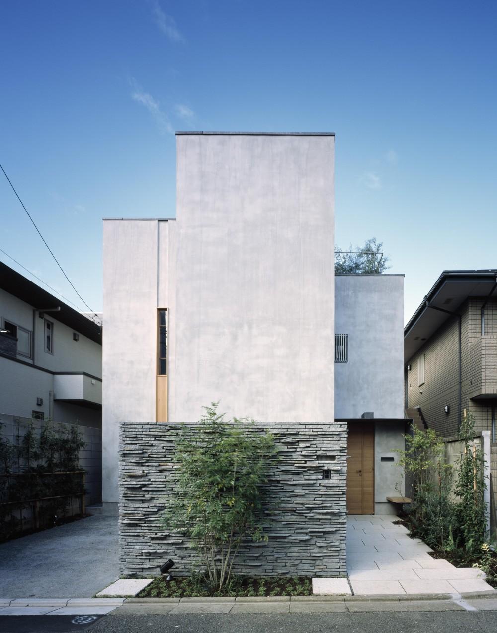 建築家:浅利幸男「八雲の家」