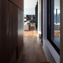 軽井沢の別荘(A邸)の写真 廊下