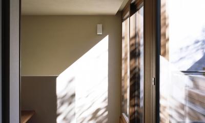 八雲の家 (八雲の家 廊下)