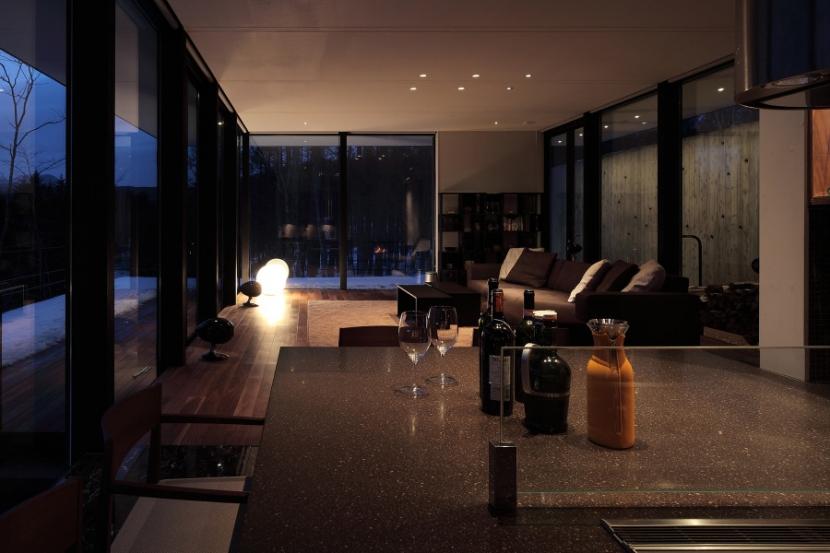 建築家:桑原聡「A別荘」