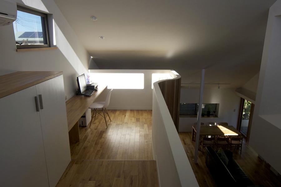 建築家:柳 勉「深大寺の家」