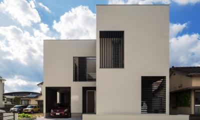 N10-house「グリッドの家」