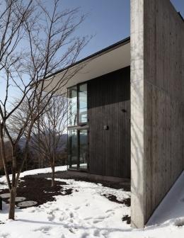 軽井沢の別荘(A邸) (外観)