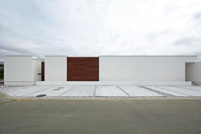 平尾の家 (外観)