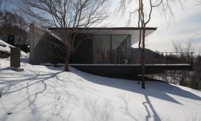 軽井沢の別荘(A邸)